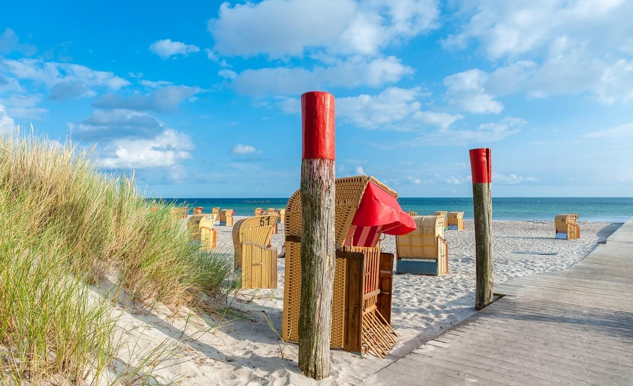 Aktivurlaub Auf Der Ostseeinsel Fehmarn Inkl Halbpension