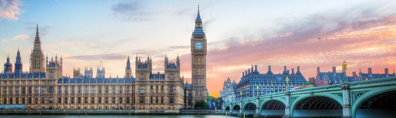 Wochenendtrip nach London