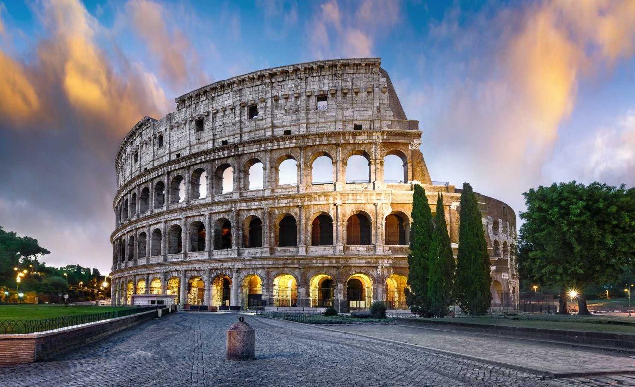 Hotelgutschein für eine Städtereise nach Rom