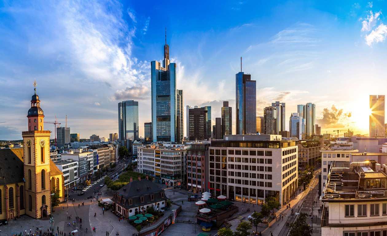 Frankfurt Kaiserlei