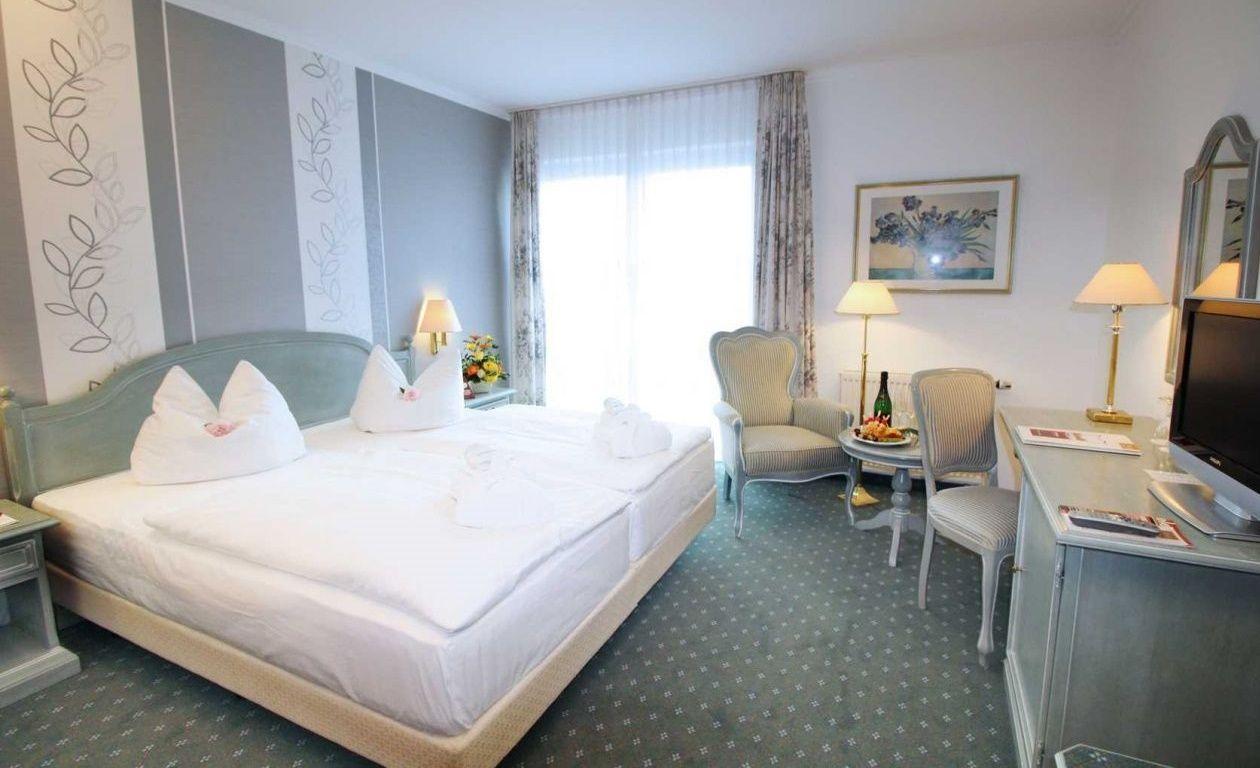 Hotelgutschein für das Hotel Residenz Bad Frankenhausen
