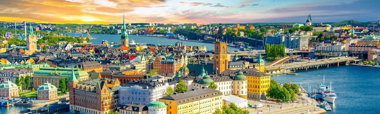 Stockholm-Stadtereise