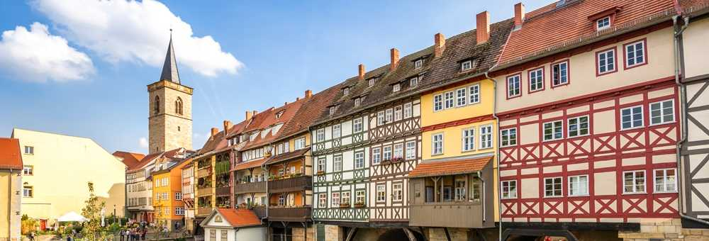 Stadtereise Erfurt Angebote Gunstig Fur 2 Personen Ab 39 50 P P