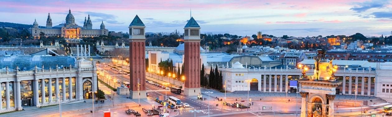 Wochenendtrip nach Barcelona