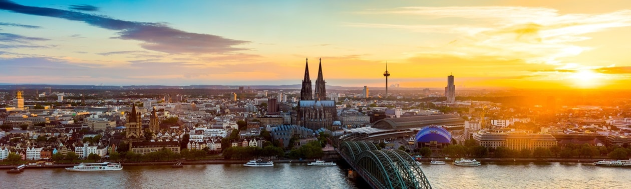 Wochenendtrip nach Köln