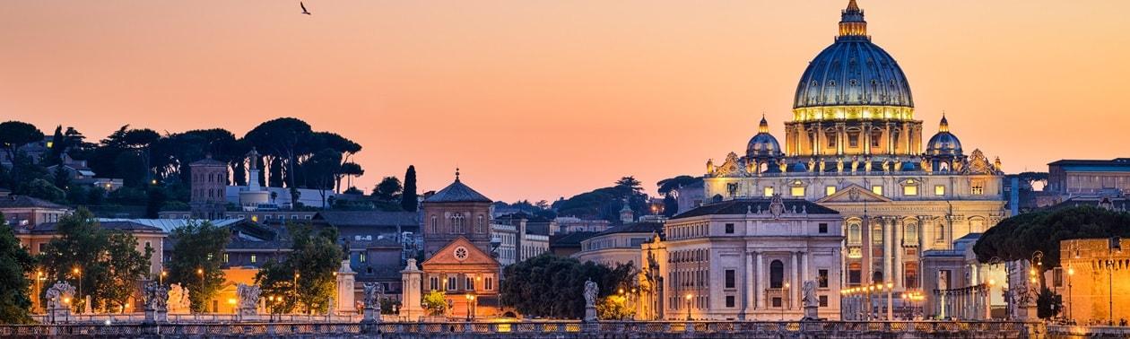 Wochenendtrip nach Rom