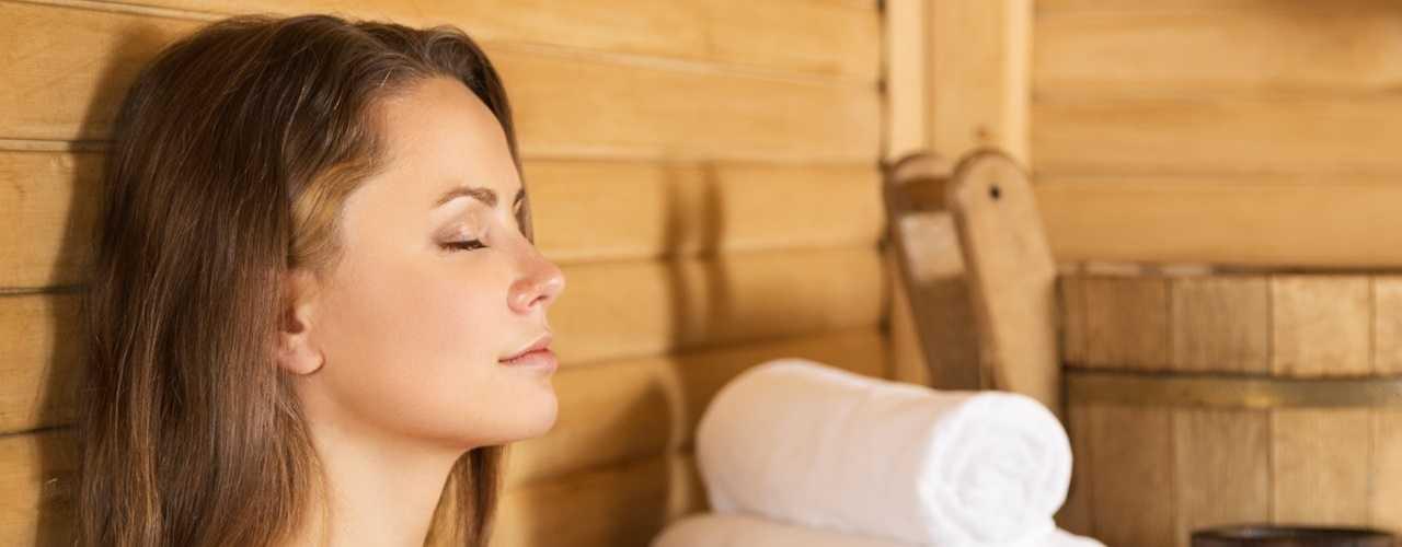 Sauna-Gesundeheit