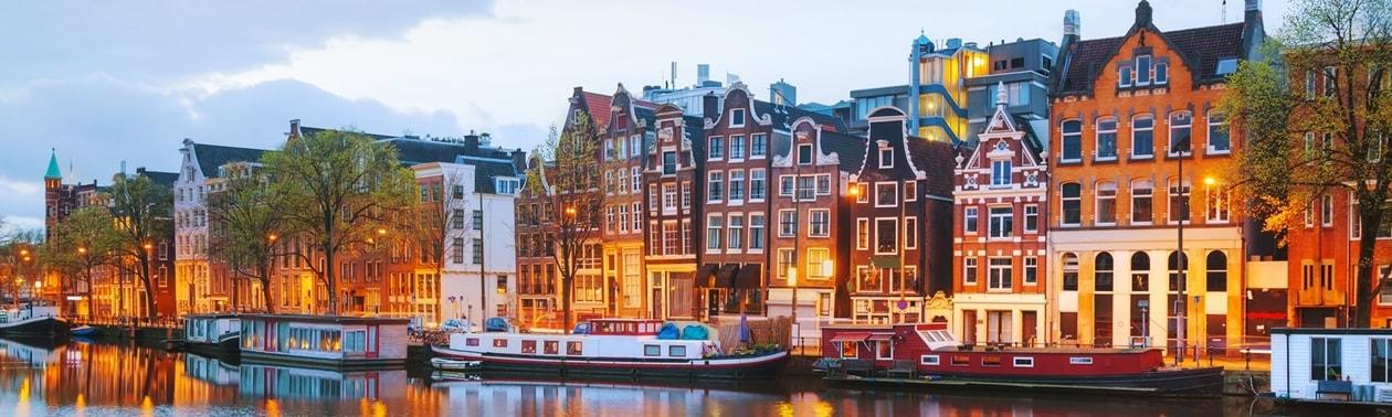 Wochenendtrip nach Amsterdam