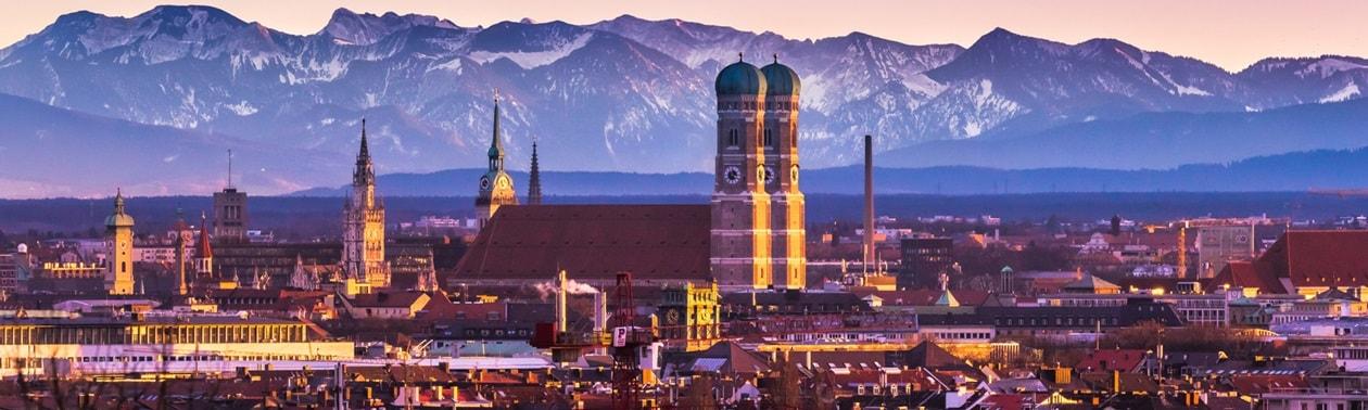 Wochenendtrip nach München