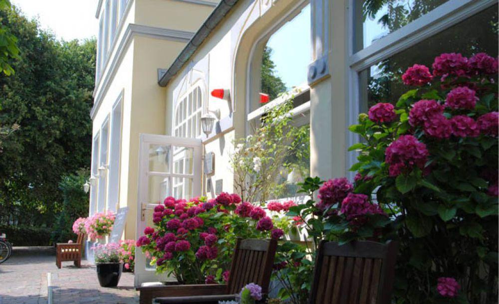 Sterne Hotel Villa Im Park Wangerooge