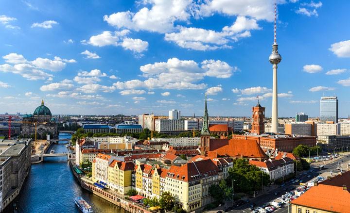 Berlin, ick liebe dir! Kurzreise in die Hauptstadt - an der East Side Gallery