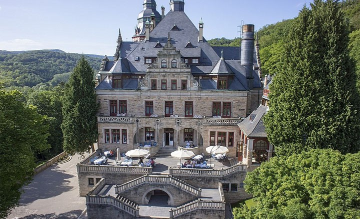 Schlossromantik in traumhafter Kulisse - Urlaub im exklusiven Ambiente