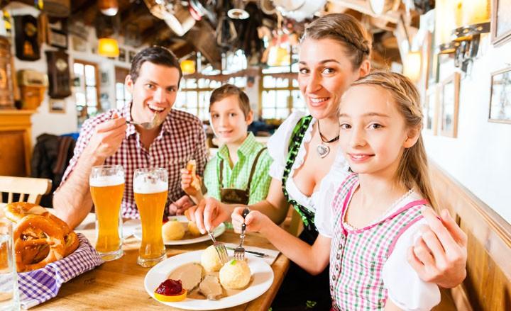 Traumhafter Familienurlaub in die bayerische Metropole München
