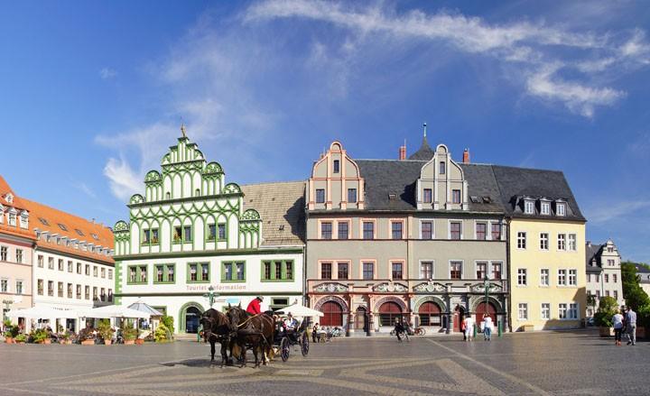 Weimar - entdecke mit Goethe & Schiller die Spuren des 18. Jahrhundert
