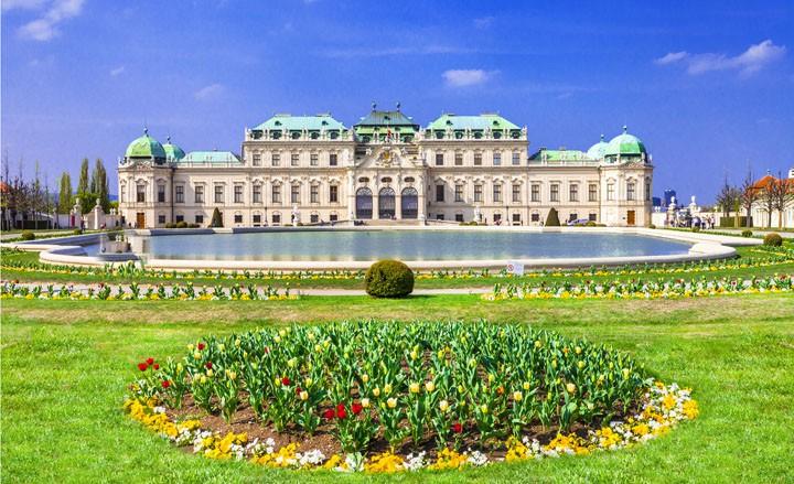 Entspannte Tage in der Kaiserstadt WIEN - Kunst & Kultur entdecken