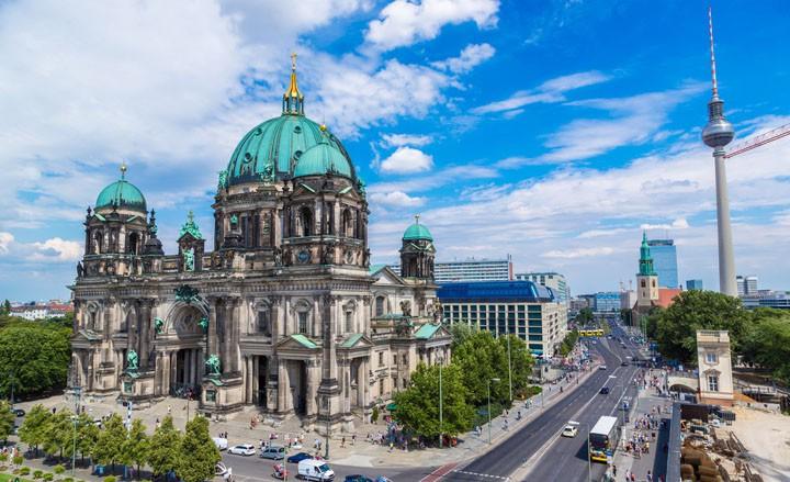 Erkunde die ganze Welt in einer Stadt  - wenn schon - dann BERLIN!