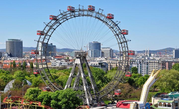 Urlaub für die Familie in der Kulturstadt WIEN - auf den Spuren von Sissi