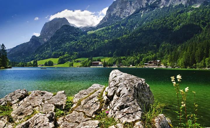 Kurzurlaub im Berchtesgadener Land - herliche Berge, traumhafte Seen