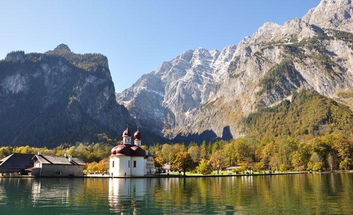 Ruhe & Erholung - wir machen unseren Urlaub im Berchtesgadener Land