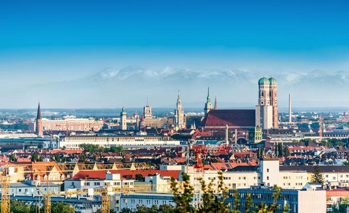 München entdecken - Städtereise in die Landeshauptstadt von Bayern