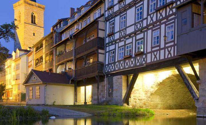 Kulturtrip nach Erfurt ins Wohlfühlhotel mitten in der Altstadt