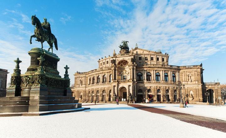 Dresden - Kurzurlaub in der Landeshauptstadt von Sachsen