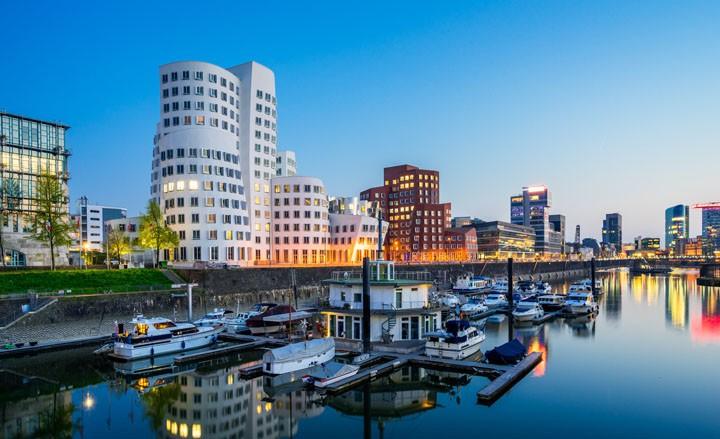 Kurzurlaub in Düsseldorf - Stilvoll vor den Toren der Rheinmetropole