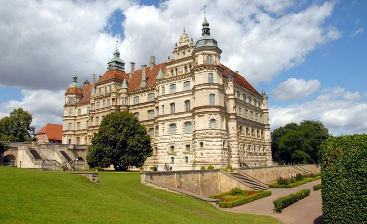 Güstrow - Urlaub in der schönen Residenzstadt mitten im Grünen