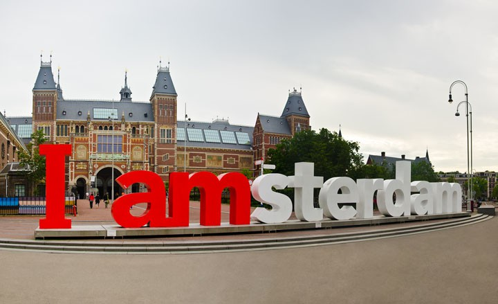 Amsterdam - Kurzurlaub in die Hauptstadt der Niederlande