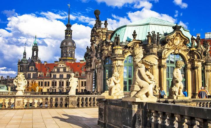 Kulturstadt Dresden - Städtereise in Sachsens Landeshauptstadt