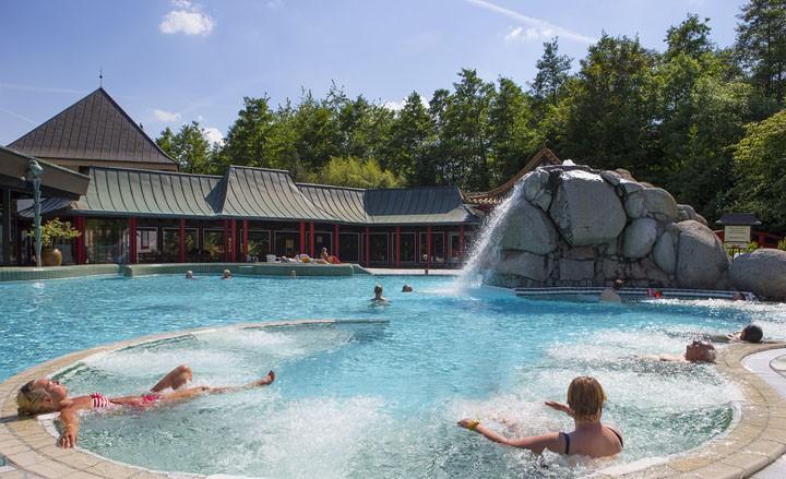 Urlaub im Vordertaunus – dein Wellnesstrip nach Bad Homburg