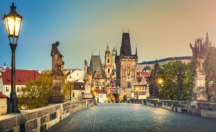 Prag- Kurzurlaub in die goldenen Stadt mit historischen Kern