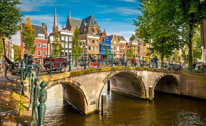 Amsterdam - 3 Tage Kurzurlaub in der Hauptstadt der Niederlande