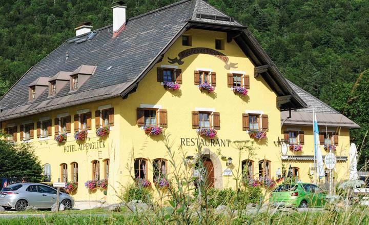 Urlaub in den Berchtesgadener Alpen - der gemeinsame Familienurlaub
