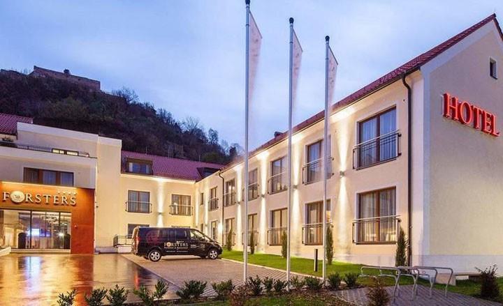 Wellnesshotel der Extraklasse - eine Perle im Bayerischen Wald