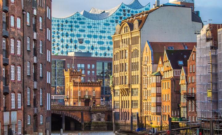 3 Tage in eine Stadt deiner Wahl: 22 Städte - 6 Länder - 34 Hotels