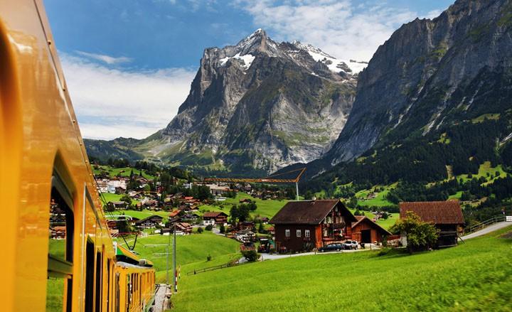 Das Wunder von BERN - Erlebe die malerische Kulisse der Schweiz