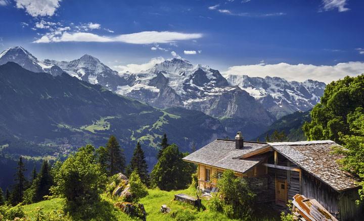 Kuscheltage in Vorarlberg - Romantischer Rückzugsort mit Bergblick