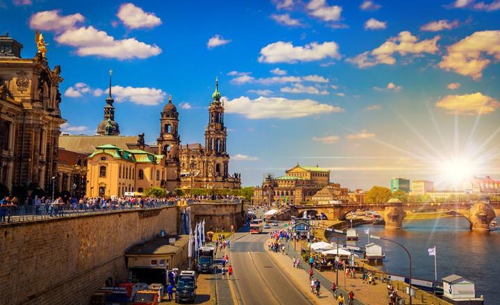 Dresden - 3 Tage Wellnessurlaub inkl. Abendmenü