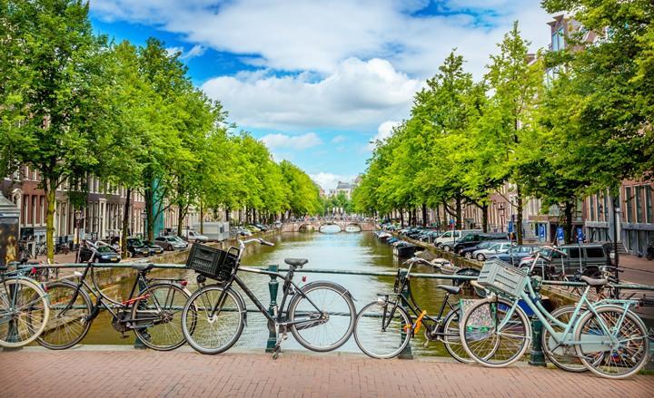 Amsterdam - Erlebnisreicher Kurzurlaub in der Hauptstadt der Niederlande