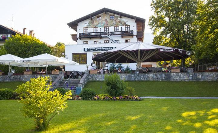Romantik Kurzurlaub am Tegernsee - inklusive 4-Gang Menü