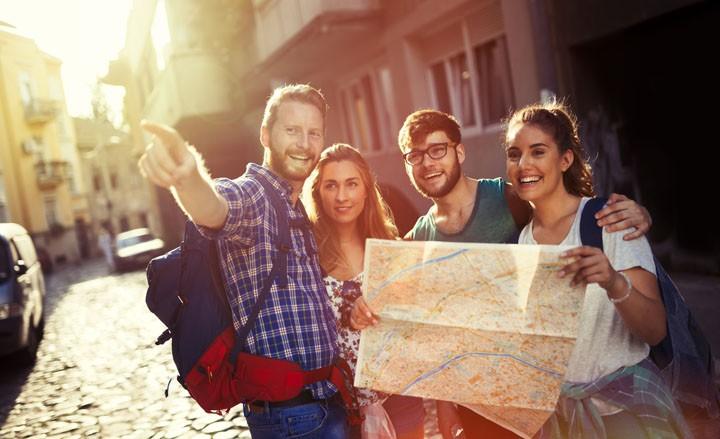 3 Tage in einem A&O Hostel deiner Wahl: 22 Städte - 6 Länder - 34 Hostels