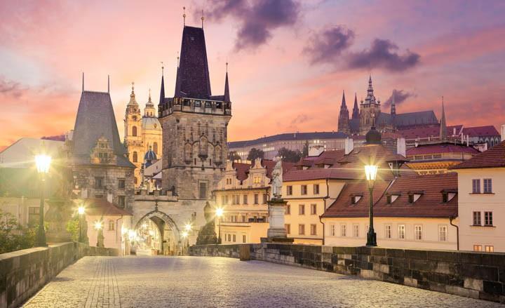 Prag - 3 Tage Städtetrip in die goldene Stadt