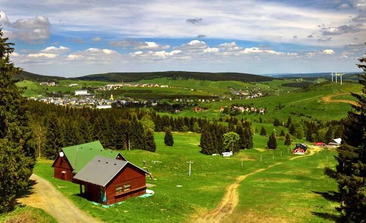 Auf in die Berge & Wälder - Erholungsurlaub im Osterzgebirge