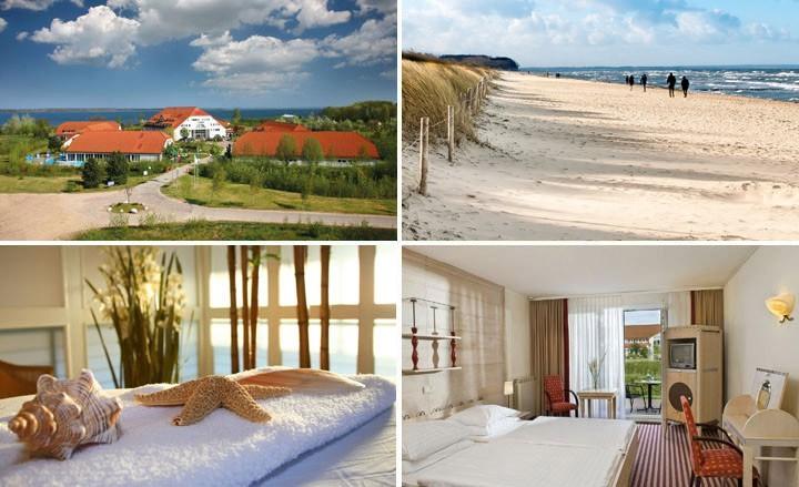 Erlebe Rügen im 4 Sterne Hotel mit Spa Bereich
