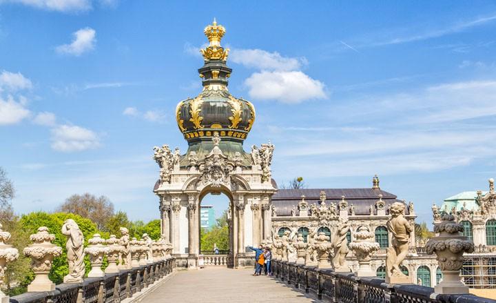 Dresden - Urlaub in der Landeshauptstadt von Sachsen