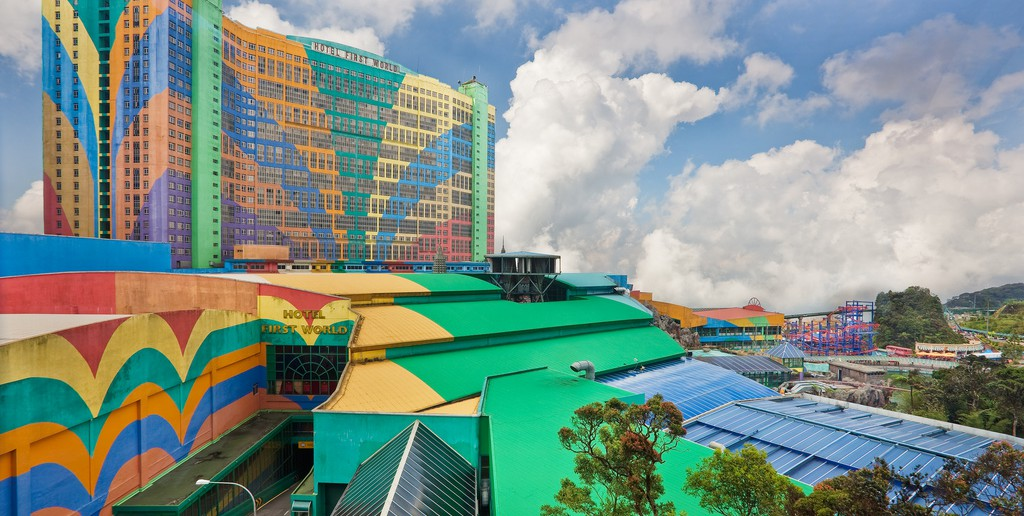 First World Hotel in Genting Highlands, Malaysia