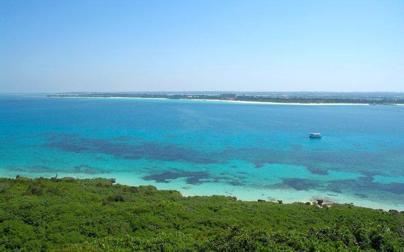 Miyako-Inseln Strand