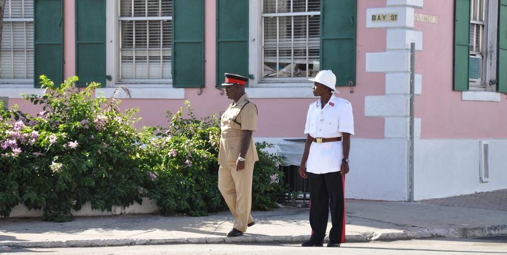 Bahama Police - Bild: Flickr.com/ckramer