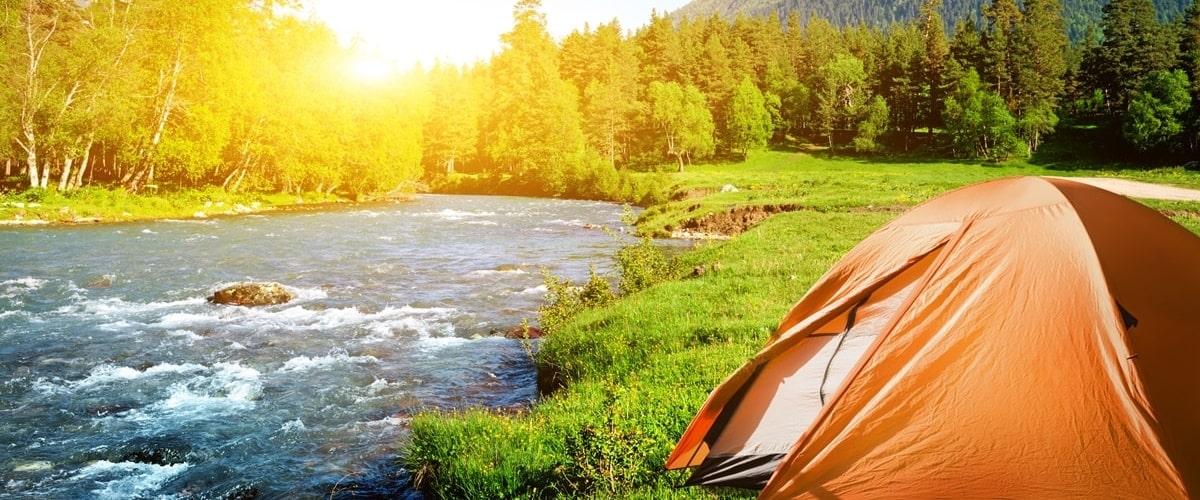 campingplätze in deutschland karte Camping Deutschland: 12 Top Campingplätze (mit Karte)